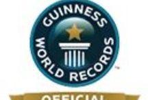 Guinness World Records / #Guinness, #WorldRecords. Amazing!