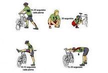 Ćwiczenia - zanim wsiądziesz na rower