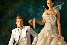 Peeta& Katniss❤️❤️❤️ / Because they are so cute together