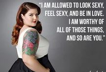 Celebrity Body Confidence / Everyone has a platform. Use it for good.