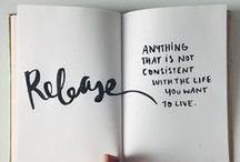 Inspiration for Living / Handy reminders