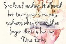 Books and Reading / I love to read!!!!
