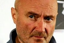 Phil Collins / Phil Collins and Genesis MY ALL TIME FAVORITE artists in music. Inspiration, Humor, Energy,  Wonderful Drums and beautiful Lyrics. I just LOVE IT ALL!