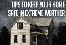 Home Safety / Fall and winter months can bring dangerous elements to and around your home. Learn how to protect your house and your family with these tips.