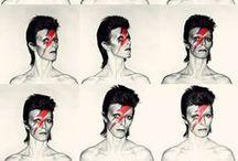 David Bowie stuff