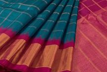 Gorgeous Gadwals / Gorgeous Gadwal Saris -  These Stunning beauties woven in the Mehboobnagar district of Telengana come in many variant s- Silk, Silk Cotton and more