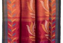 Jamdani Splendor / A Collection of Delicate Jamdani Saris