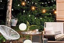Vriendin • Tuinen • Tuinfeestje / Inspiratie voor een sprookjesachtig feestje in de tuin