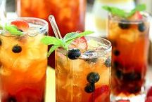 Iced Tea / Enjoy these refreshing recipes and tea blends - don't forget to filter your water!
