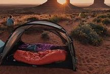 Camping / Summer is the season to spend camping. Get outdoors with these great tips and ideas.