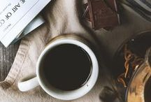 Coffee / October 1st is International Coffee Day, enjoy it!