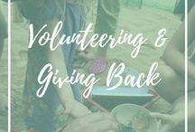 Volunteering & Travel / Authentic volunteering and other travel experiences in which travellers are able to make a positive impact.
