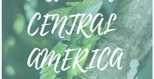 Sustainable Central America / Sustainable, eco-friendly and ethical experiences throughout Belize, Costa Rica, El Salvador, Guatemala, Honduras, Nicaragua and Panama.