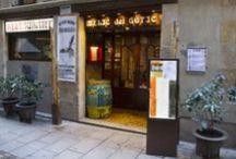 Restaurante El melic del gòtic, imágenes / Braseria en el barri gòtic de Barcelona