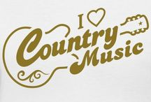 Country Music / by Trey Napier