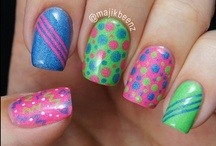 Collection of Beautiful Nail Arts