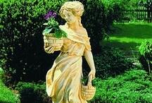 Fantasieco Statuen / #garten #dekoration #statue #Skulptur #gussstein #kunststein