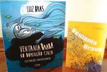 Livros do Luiz Bras/Nelson de Oliveira