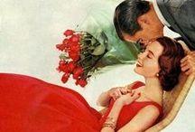 Ретрокартинки. Retro / Романтично, мечтательно и притягательно