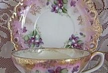 Afternoon Tea / Beautiful tea sets / by Charlene White
