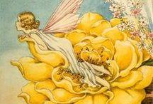 Волшебное и сказочное - Magic / Ангелы, эльфы, феи, волшебницы
