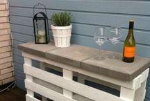 Home Garden / Balcony