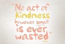 {December} Kindness