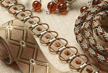 Текстильный дизайн.TASSELS & FRINGE