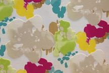 Текстильный дизайн.Textiles / Fabric Collection / Wonderful, beautiful, fun fabrics to make your life pop.