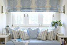 Текстильный дизайн. Подъемные шторы