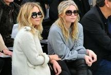 Mary kate Olsen & Ashley Olsen
