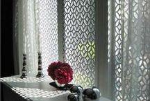 Текстильный дизайн. Alternative Window Treatments