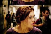 * Lydia Martin looks *