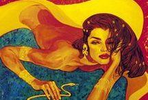 Женщины в живописи.Women in painting