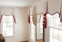 Текстильный дизайн. Valance! / Hard and soft window valances