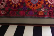 Pattern Play / How to mix colors, textures and patterns for your home