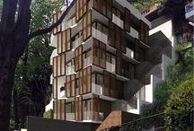 Architetture / News building in lugano