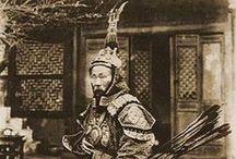 Avant 1900 en Asie... / Quelques images de cette fin de siècle  en Asie !