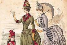 La mode en ce temps là !