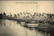 En Afrique Occidentale avant 1900 / L'Afrique vers 1900