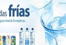 Bebidas Frías   Cold Drinks / Refrescos de Cola, Aguas Minerales, Bebidas Isotónicas, Cerveza, etc...