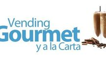 Vending Gourmet / Para satisfacer los paladares más exigentes hemos creado la línea de productos Vending Gourmet.