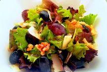 Recetas ensaladas y verduras