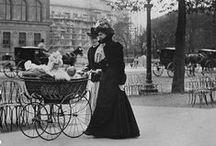 Des nourrices à Paris au 19 siècle / Des nourrices de la province venues à Paris 1800 - 1900