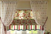 Текстильный дизайн. Countrycurtains