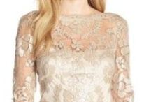 Lace Mother of the Bride Dresses / Only gorgeous lace dresses form the wedding for mom.