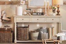 Console Table / Console Table styling.