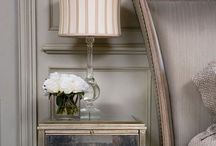 Bedside Table / Bedside Table styling