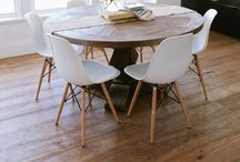 Dining Table / Dining table styling.