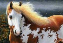 Лошади. Horses